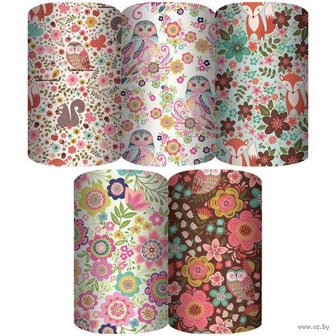 """Бумага упаковочная """"Mary Beth"""" (70х100 см; арт. MBEP-UG1-R-710; продается только в розничных магазинах OZ) — фото, картинка"""
