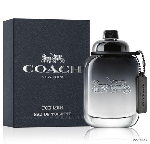 "Туалетная вода для мужчин Coach ""For Men"" (60 мл) — фото, картинка"