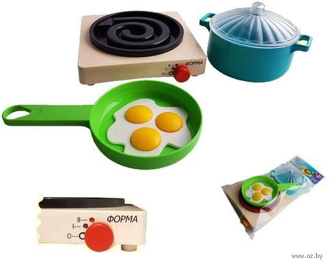"""Набор детской посуды """"Летний"""" — фото, картинка"""
