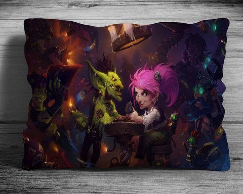 "Подушка ""Hearthstone"" (art. 1)"