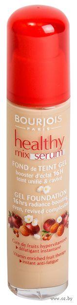 """Тональный крем-сыворотка для лица """"Healthy mix serum"""" (тон: 51, светлая ваниль) — фото, картинка"""