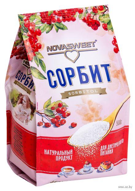 """Сорбит """"Novasweet"""" (500 г) — фото, картинка"""