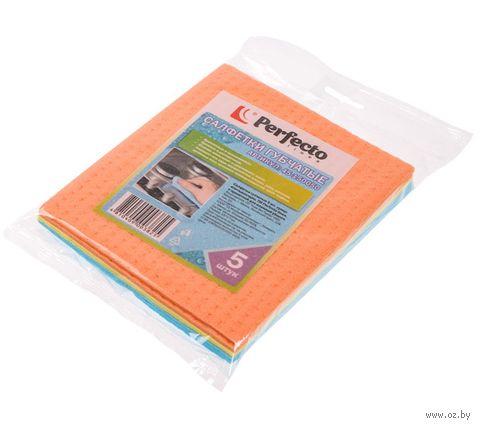 Набор салфеток для уборки (5 шт.; 150х170 мм) — фото, картинка