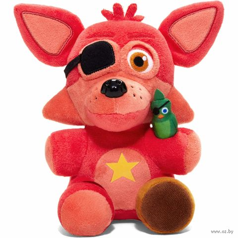 "Фигурка ""Funko Plush. Rockstar Foxy"" — фото, картинка"