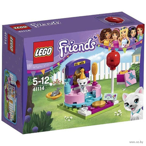 """LEGO Friends """"День рождения: салон красоты"""""""