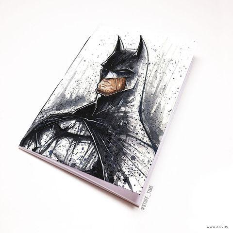 """Блокнот """"Бэтмен"""" (А5; арт. 446) — фото, картинка"""