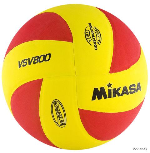 Мяч волейбольный Mikasa VSV 800 — фото, картинка