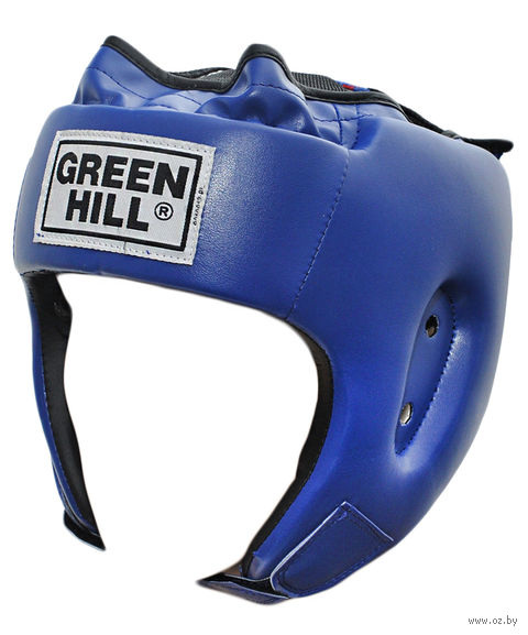"Шлем открытый ""Special"" (M; синий; арт. HGS-4025) — фото, картинка"