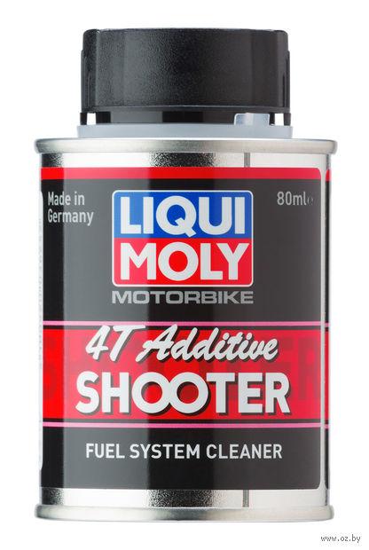 """Очиститель топливной системы """"Motorbike 4T Additiv Shooter"""" (0,08 л) — фото, картинка"""