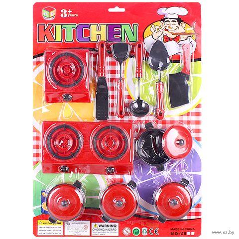 """Набор детской посуды """"Kitchen"""" (арт. DV-T-910) — фото, картинка"""