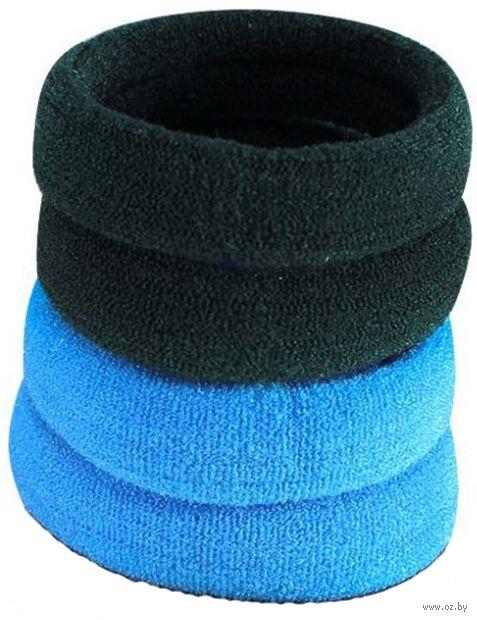 Резинка для волос (4 шт.; арт. 2003) — фото, картинка