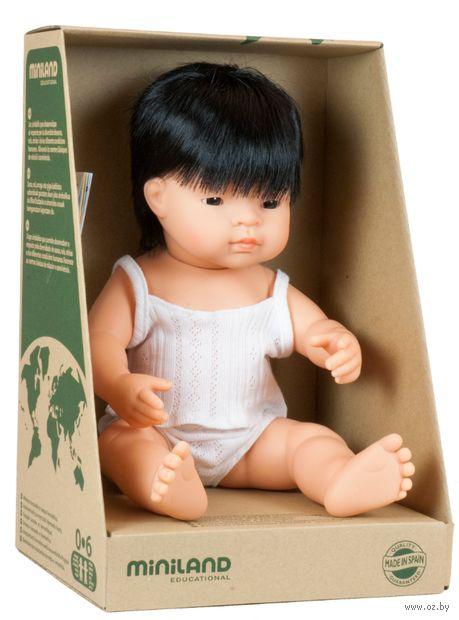 """Пупс """"Мальчик азиат"""" (арт. 31155) — фото, картинка"""