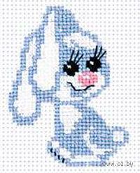 """Вышивка крестом """"Крольчонок"""" (арт. 491)"""