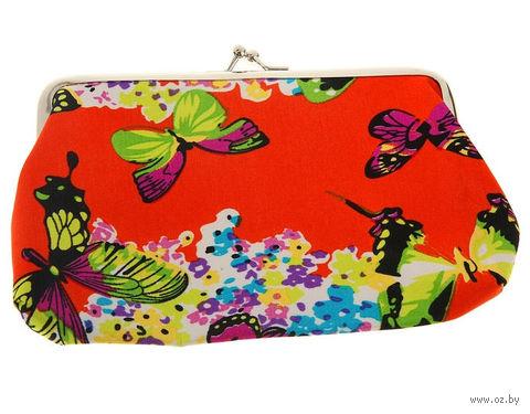 """Косметичка """"Бабочки"""" — фото, картинка"""