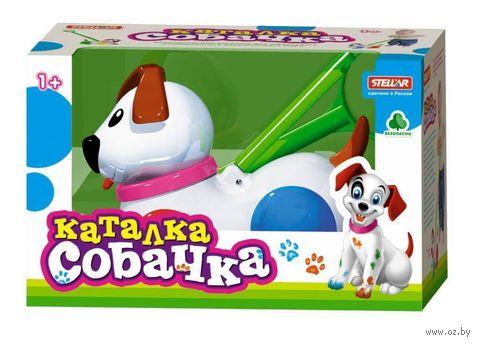 "Каталка ""Собачка"" (арт. 01358) — фото, картинка"
