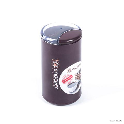 Кофемолка Endever Costa-1055 (коричневая) — фото, картинка