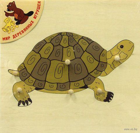 """Рамка-вкладыш """"Черепаха"""" — фото, картинка"""