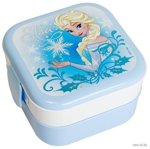 """Контейнер для еды """"Disney"""" (0,4 л; голубой) — фото, картинка"""