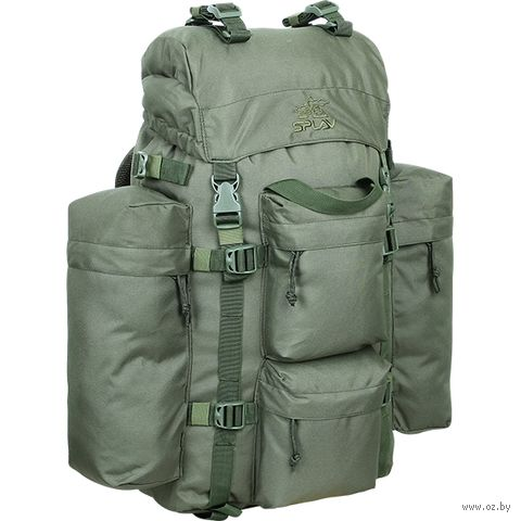 "Рюкзак ""РК1"" (43 л; оливковый) — фото, картинка"