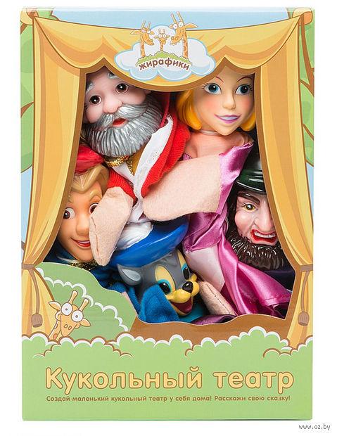 """Кукольный театр """"Кот в сапогах"""" — фото, картинка"""