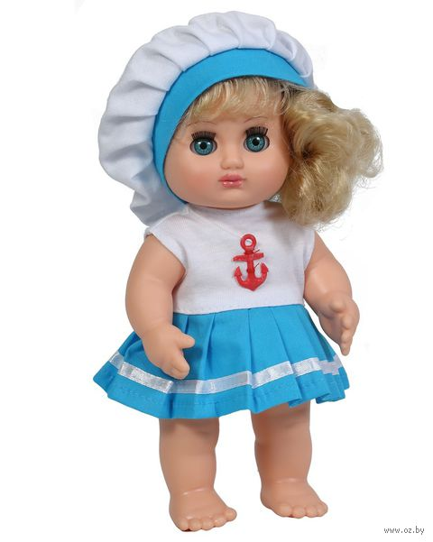 "Кукла ""Любочка"" (21 см; арт. В853)"
