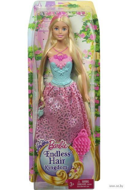 "Кукла ""Барби. Принцесса с длинными волосами"" (арт. DKB60) — фото, картинка"