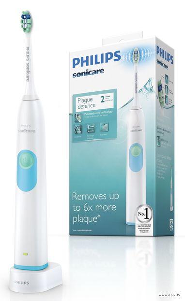 """Электрическая зубная щетка """"Philips Sonicare 2 Series plaque control"""" — фото, картинка"""