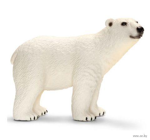 """Фигурка """"Белый медведь"""" (8 см)"""