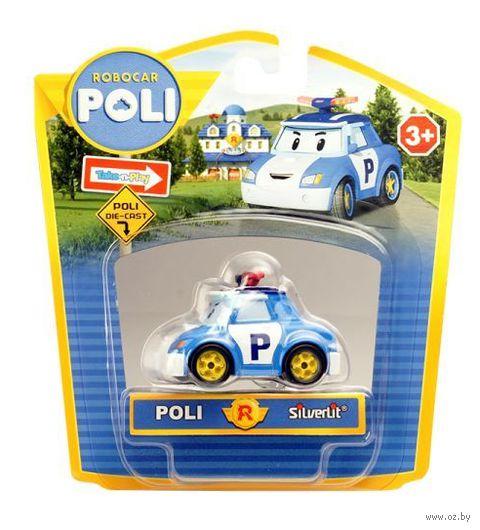 "Машинка ""Полиция. Поли"" — фото, картинка"