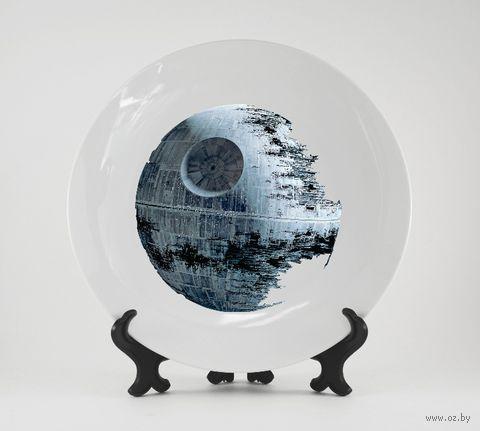 "Тарелка ""Звездные войны"" (098)"
