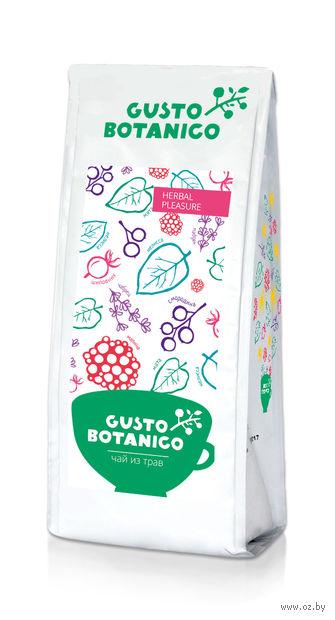"""Фиточай """"Gusto Botanico. Herbal Pleasure"""" (100 г) — фото, картинка"""