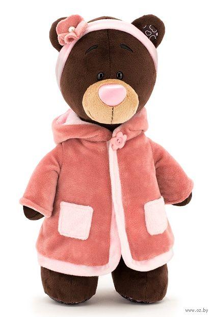 """Мягкая игрушка """"Медведь Milk стоячая в пальто"""" (30 см) — фото, картинка"""