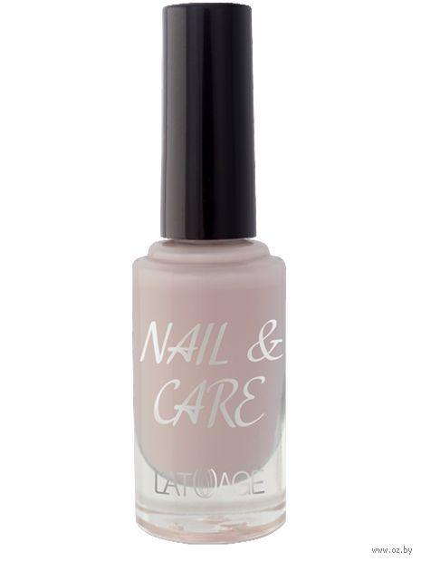 "Лак для ногтей ""Nail and Care"" тон: 615 — фото, картинка"