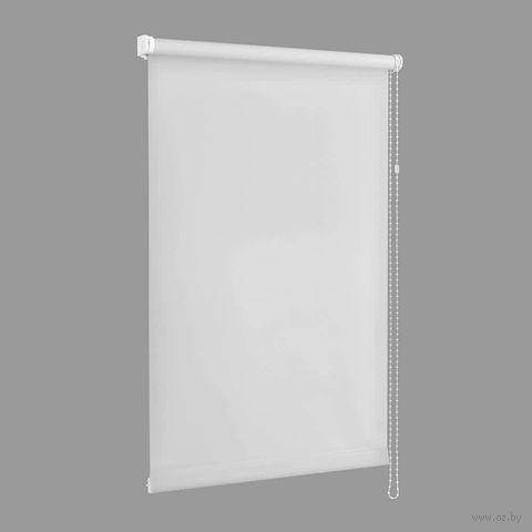"""Штора рулонная """"Сантайм. Уни"""" (73х170 см; белая) — фото, картинка"""