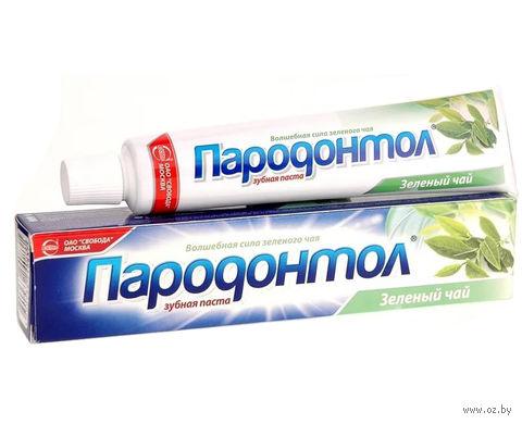 """Зубная паста """"С экстрактом зеленого чая"""" (63 г)"""