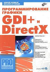 Программирование графики: GDI+ и DirectX (+ CD). Алексей Поляков, Виталий Брусенцев