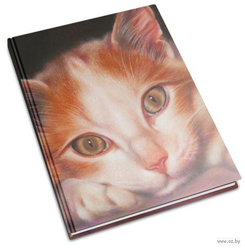 """Записная книжка """"Кошка №2"""" (А6) — фото, картинка"""
