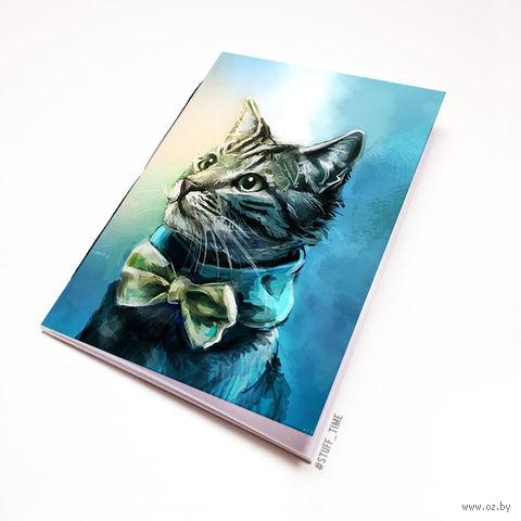 """Блокнот """"Кот"""" (А5; арт. 784) — фото, картинка"""