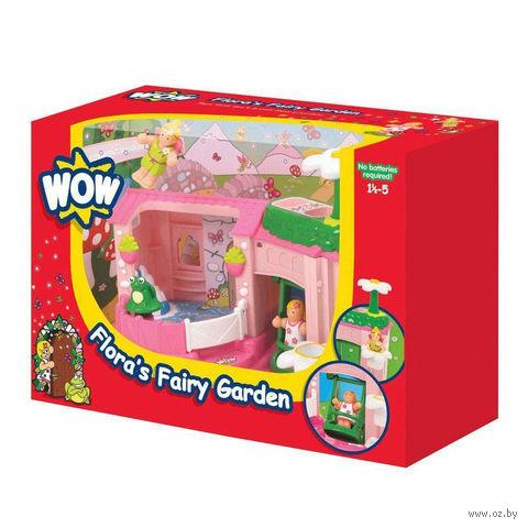 """Игровой набор """"Волшебный сад Флоры"""""""