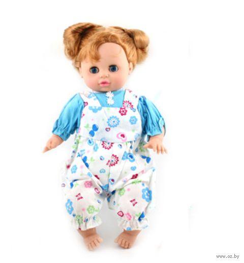 """Кукла """"Девочка в комбинезоне"""""""