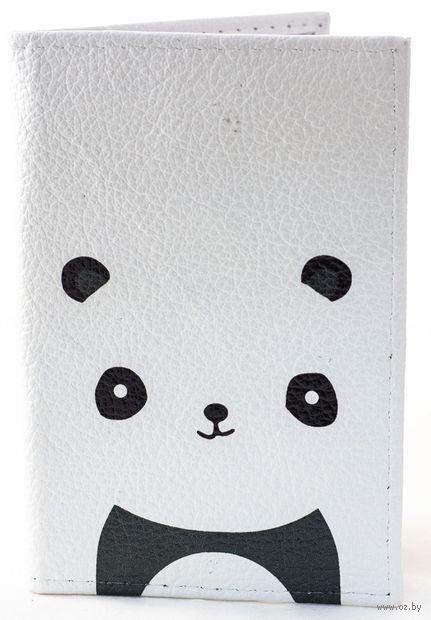 """Обложка на паспорт """"Панда"""""""