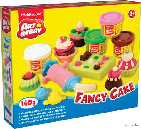 "Набор для лепки ""Fancy Cake"" — фото, картинка"