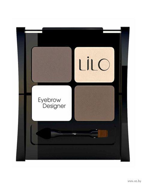 """Набор для моделирования бровей """"Eyebrow Designer"""" тон: 1001 — фото, картинка"""