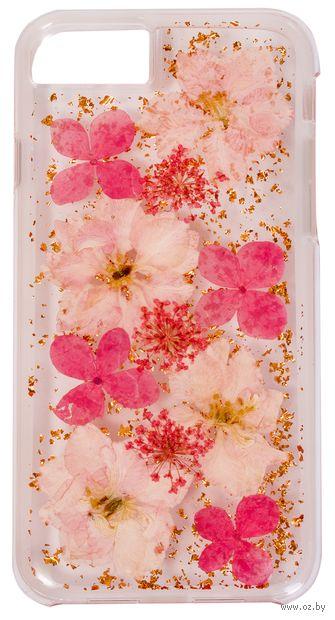 Чехол Biggo для iPhone 6/6S (розовый) — фото, картинка