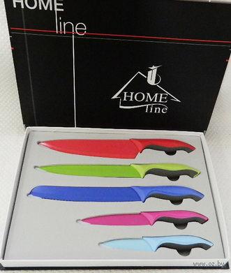 Набор ножей металлических (5 шт.; арт. MS03-C041)