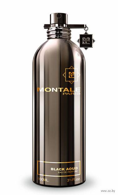"Парфюмерная вода для мужчин Montale ""Black Aoud"" (100 мл)"