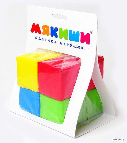 """Кубики """"4 цвета"""" (8 шт.) — фото, картинка"""