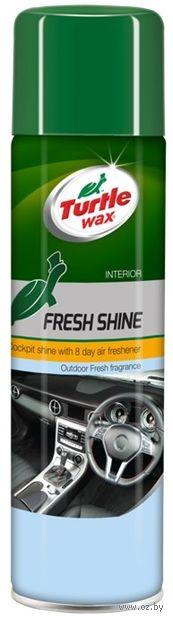 "Полироль для пластика ""GL Fresh Shine Outdoor"" (0,5 л) — фото, картинка"