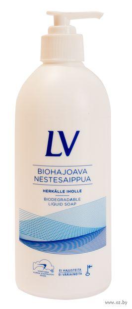 """Жидкое мыло """"Lumi Valko"""" (500 мл) — фото, картинка"""