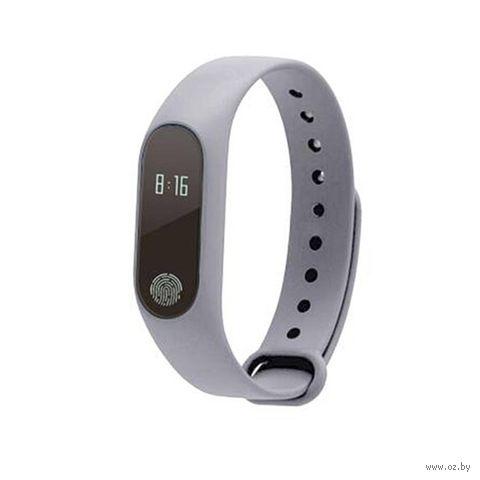 Фитнес-браслет D&A M2 (серый) — фото, картинка
